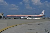 Photo: United Airlines, Douglas DC-8-71, N8099U