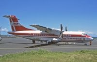 Photo: Air Mauritius, ATR ATR 42, 3B-NAH