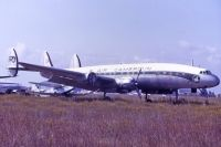 Photo: Air Cameroun, Lockheed Super Constellation, F-BGNI