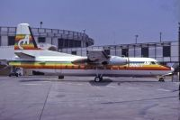 Photo: ConnectAir, Fairchild F27, N1823L