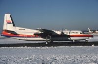 Photo: United Express, Fokker F27 Friendship, N513AW