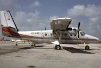 Photo: Area Ecuador, De Havilland Canada DHC-6 Twin Otter, HK-2821