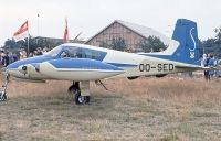 Photo: Sabena Aeroclub, Cessna 310, OO-SED
