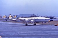 Photo: Lufthansa, Lockheed Super Constellation, D-ALAN