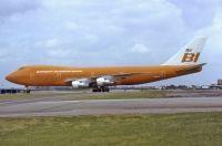 Photo: Braniff International Airlines, Boeing 747-100, N601BN