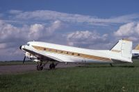 Photo: Untitled, Douglas DC-3, N655GP
