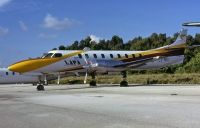 Photo: LAPA Lineas Aereas, Fairchild-Swearingen SA-227 Metroliner, LV-MDD