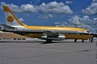 Photo: Royal Brunei Airlines, Boeing 737-200