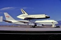 Photo: NASA, Boeing 747-100, NASA 905