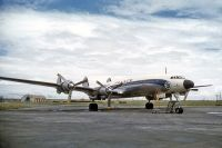 Photo: Air France, Lockheed Super Constellation, F-BHBM