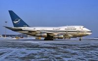 Photo: Syrian Air, Boeing 747SP, YK-AHA