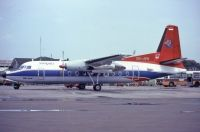 Photo: Sempati, Fokker F27 Friendship, PK-JFG