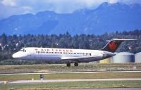 Photo: Air Canada, Douglas DC-9-30, C-FTMV