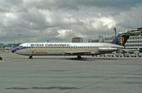 Photo: Austrian Airlines, BAC One-Eleven 500, G-AXJK