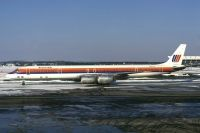 Photo: United Airlines, Douglas DC-8-71, N8072U