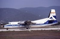 Photo: Aviaco, Fokker F27 Friendship, EC-DSS