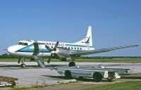 Photo: Republic Airlines, Convair CV-580, N4805C
