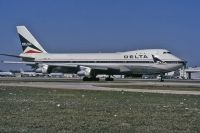 Photo: Delta Air Lines, Boeing 747-100, N9896