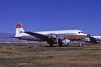 Photo: Hawkins & Powers, Douglas C-54 Skymaster, N90203