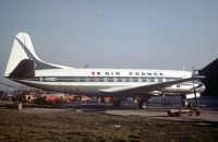 Photo: Air France, Vickers Viscount 700, G-AMOC