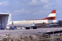 Photo: Australian Airlines, Sud Aviation SE-210 Caravelle, OE-LCI