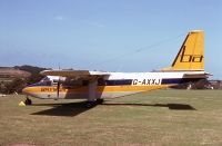 Photo: Brymon Air, Britten-Norman BN-2B Islander, G-AXXJ