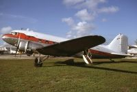Photo: Untitled, Douglas DC-3, HP-837