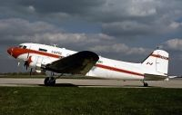 Photo: Canadian Coast Guard, Douglas DC-3, C-FDTH