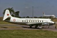 Photo: Turkish Air Force, Vickers Viscount 700, 430