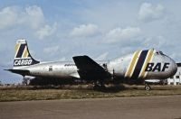 Photo: British Air Ferries - BAF, Aviation Traders ATL-98 Carvair, G-ASHZ