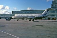 Photo: Quebecair, BAC One-Eleven 300, C-FQBO