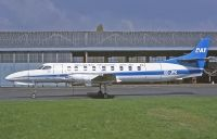 Photo: Sabena - Belgian World Airlines, Fairchild-Swearingen SA226 Metroliner, OO-JPK