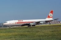 Photo: Middle East Airlines (MEA), Boeing 707-300, OD-AFD