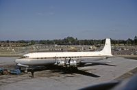 Photo: US Airways, Douglas DC-7, N293
