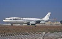 Photo: China Xinjiang Airlines, Ilyushin IL-86, B-2018