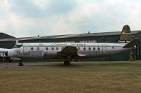 Photo: Channel Airways, Vickers Viscount 800, G-ATUE
