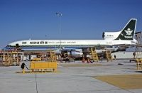 Photo: Saudi Arabian Airlines, Lockheed L-1011 TriStar, HZ-AHJ