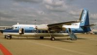Photo: NLM, Fokker F27 Friendship, PH-SFA