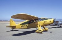 Photo: Untitled, Stinson AT-19 Reliant, N81242