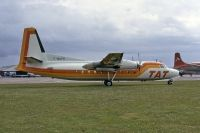 Photo: TAT, Fokker F27 Friendship, F-BUFE