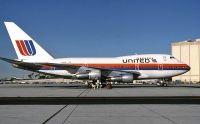 Photo: United Airlines, Boeing 747SP, N146UA