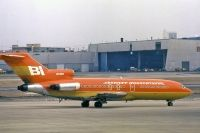 Photo: Braniff International Airlines, Boeing 727-100
