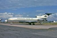 Photo: American Trans Air / ATA Airlines, Boeing 727-100, N7086U