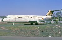 Photo: Channel Airways, BAC One-Eleven 200, G-AWKJ