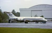 Photo: Scandinavian Airlines - SAS, Douglas DC-9-21, LN-RLM