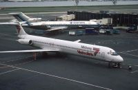 Photo: Midway Airlines, McDonnell Douglas MD-80, N10028