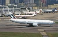 Photo: Cathay Pacific Airways, Boeing 777-200, VR-HNA