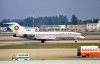 Photo: LAN Chile, Boeing 727-100, CC-CFE
