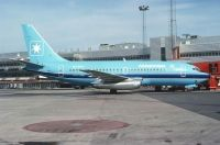 Photo: Maersk Air, Boeing 737-200, OY-APH