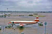 Photo: Cambrian Airways, Vickers Viscount 700, G-AMNZ